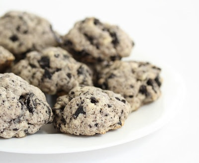 Cookies and Cream cookies | Kirbie's Cravings | A San Diego food blog