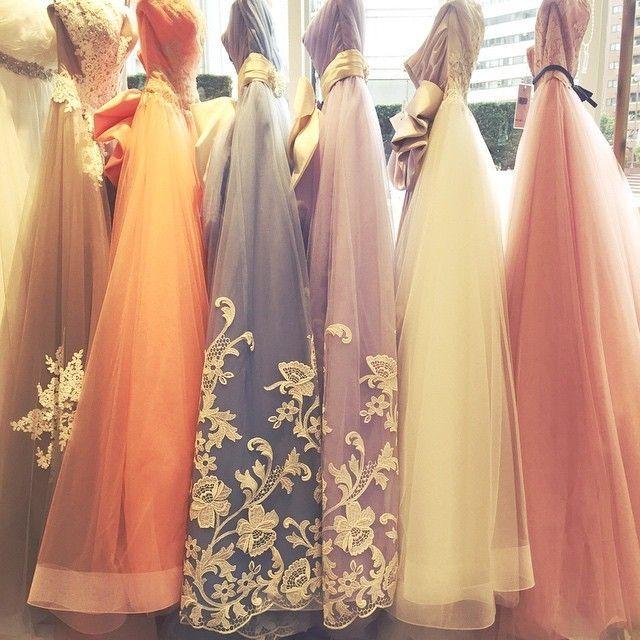 【プレ花嫁必見!】日本一お洒落な街*東京・青山で探す素敵なwedding shop♡にて紹介している画像