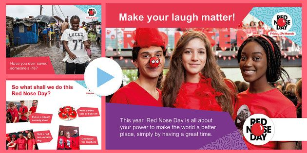 Red Nose Day 2017 Secondary Assembly Pack