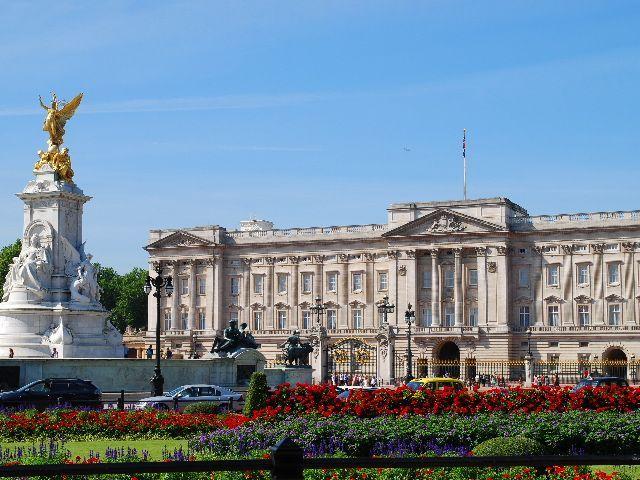 バッキンガム宮殿/ロンドン
