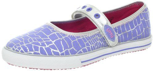 umi Halina A Sneaker (Toddler/Little Kid/Big Kid),Purple,32 EU(1 M US Little Kid) umi. $44.95. Made in Vietnam. cushioned insole. flexible outsole. Textile/Synthetic. N/A. Non-marking outsole. Rubber sole