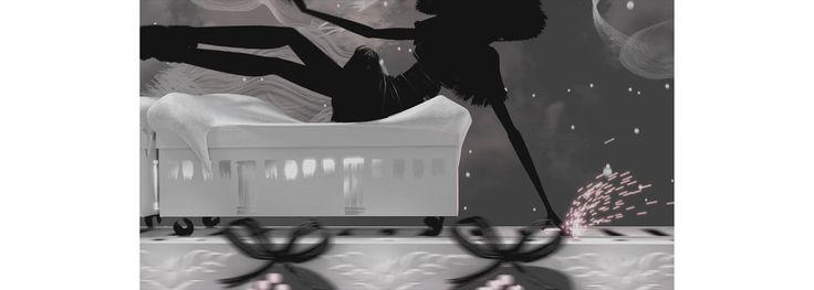 Avant-première: le film Noël du parfum La Petite Robe Noire de Guerlain