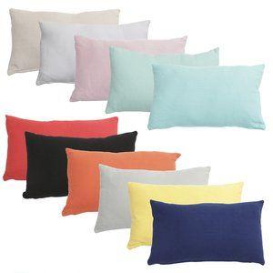 Oxley Plain Oblong Cushion