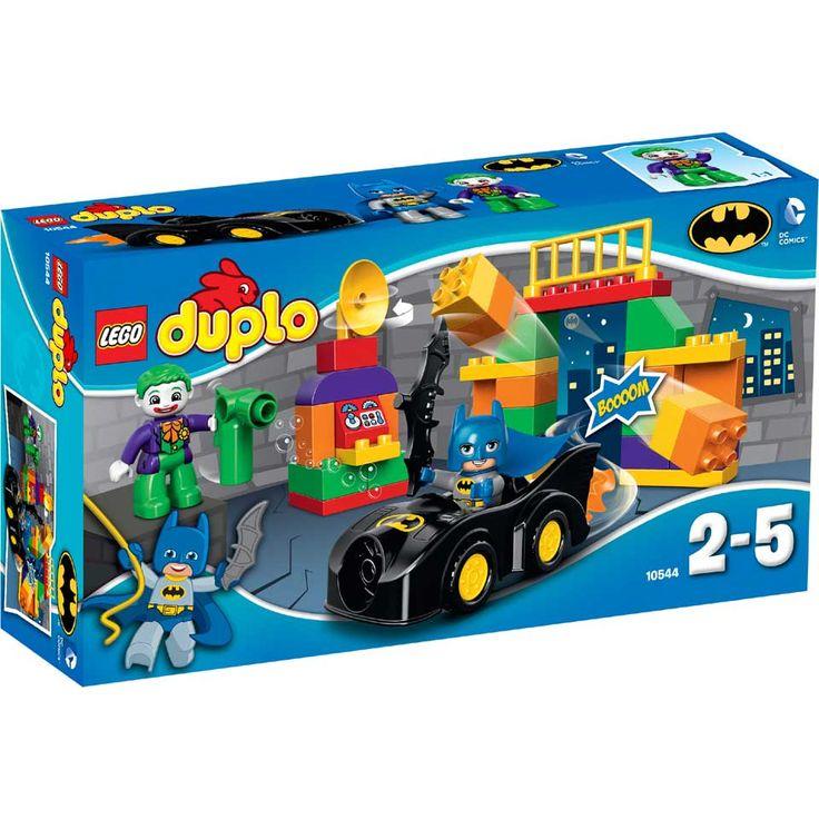 LEGO Duplo Super Heroes de Joker uitdaging 10544 | Bart Smit