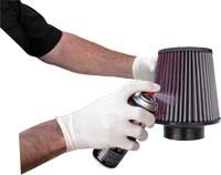 Ask The Experts at K&N How To Use K&N Air Filter Oil – How Much Oil Do I use?