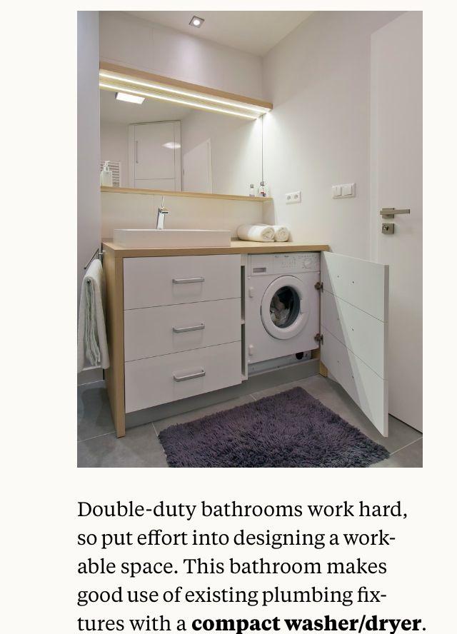 57 best bathroom laundry baundry lathroom images on. Black Bedroom Furniture Sets. Home Design Ideas