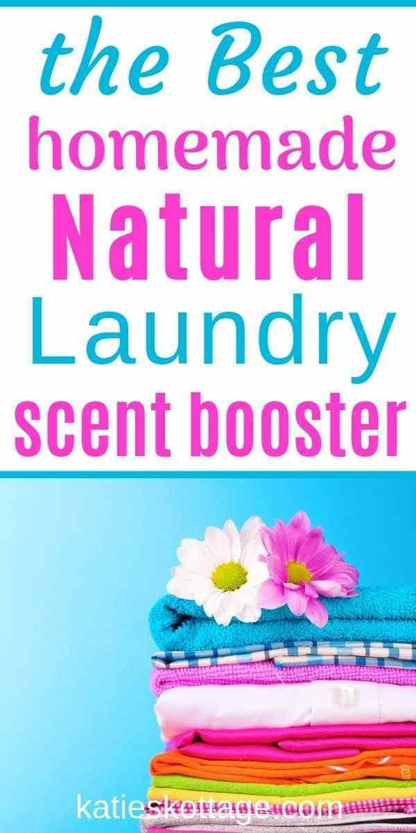 Diy Laundry Scent Boosters With Images Laundry Scents Laundry