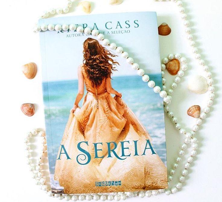 """56 curtidas, 1 comentários - Steh Barbosa (@steh_b) no Instagram: """"A sereia - Kiera Cass (livro único) tem resenha lá no blog - www.stehb.com.br / Anos atrás, Kahlen…"""""""