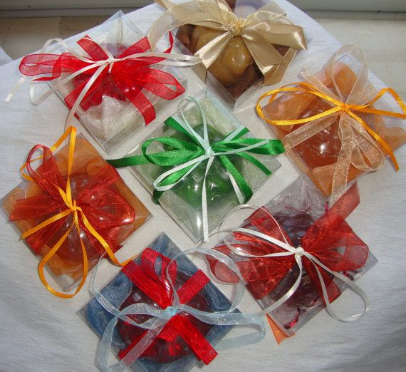 Handmade Special Guest Gifts  Party Favors  by JoannasScentedSoaps