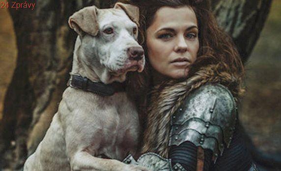 Marta Jandová táhne do boje: V brnění kvůli psům!