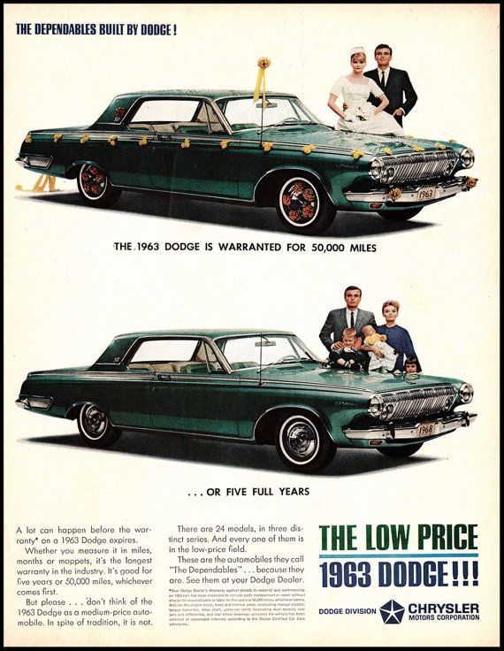 25 Best Classic Car Ads Images On Pinterest Car Car Advertising