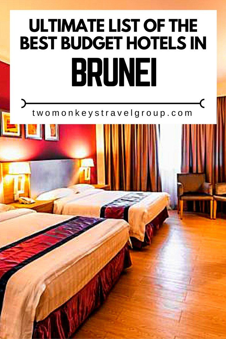 Ultimate List of the Best Budget Hotels in Brunei
