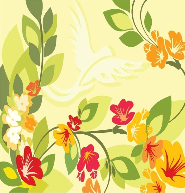 22 Best Flowers PPT Backgrounds Images On Pinterest