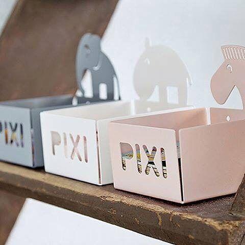 Flotte pixi hylder til kun 119,95 kr  #donebydeer #filurdk #baby #indretning #børneværelse #børn