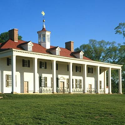 Mount Vernon | Where: Mount Vernon, Virginia  When to go: Open daily; $17 for admission; mountvernon.org | SouthernLiving.com