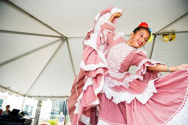 The Colombia Independence Day Cultural Festival was held yesterday at Colombia Park in Union City. Journal photographer Lauren Casselberry took in some of the action....