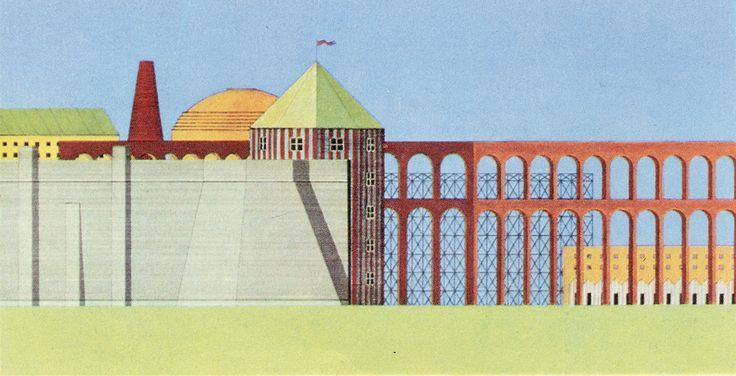 Also Rossi. Arquitectura (Madrid). 214 Sep 1978: 18
