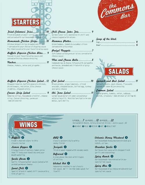 Best images about menu designs on pinterest beautiful