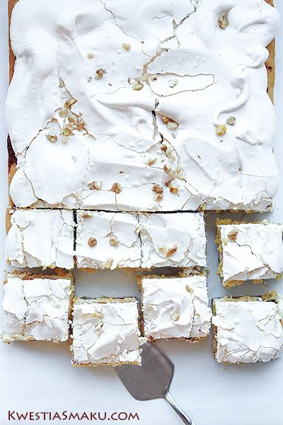 Przepis na ciasto Pani Walewska, zwaną Pychotką