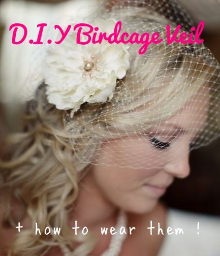 111 best diy wedding veil images on pinterest diy wedding veil michellew diy wedding veil how to wear them solutioingenieria Images