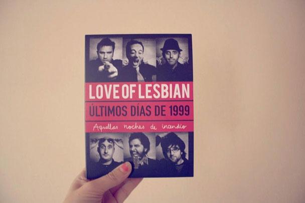 Diseño Love of Lesbian