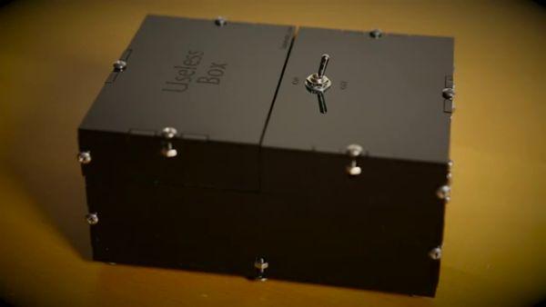 The Useless Box  Kit