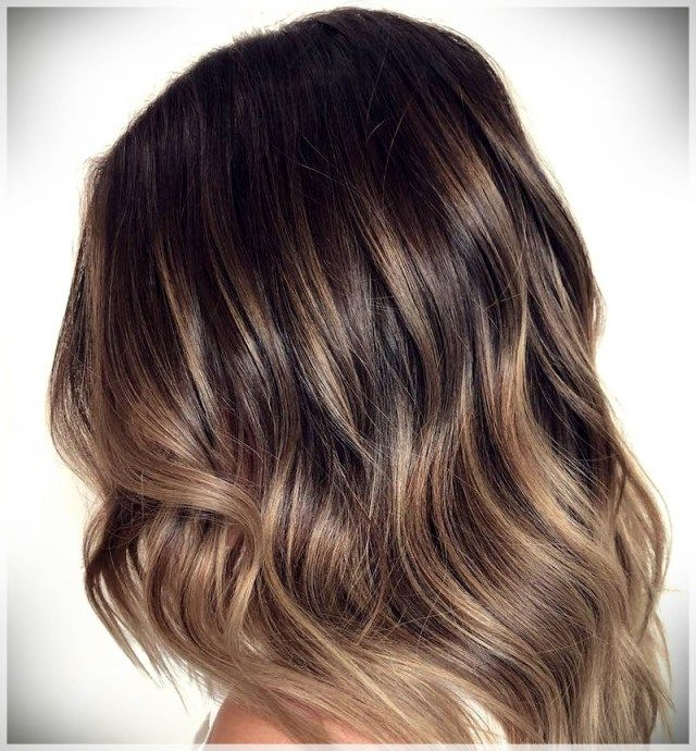 Hair Color 2019 Balayage Ombre And Shades For Winter 2019