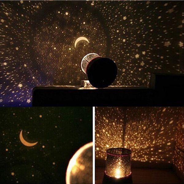 Starlight Sleep Light Sky Projector Trendbaron Com Star Night Light Starry Night Light Night Light Projector
