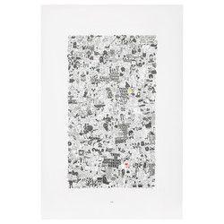 IKEA ART EVENT 2017 plakat 61x91 cm Assembling reality