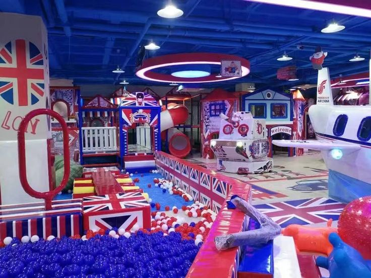 Playgrounds for sale-British style and other theme-Angel Playground©