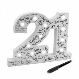 21 Light Up Number with Pen