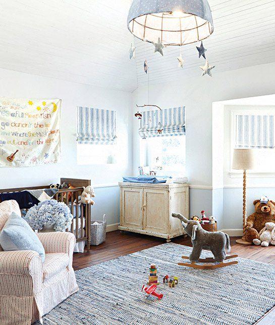 Jessica Simpson's nursery