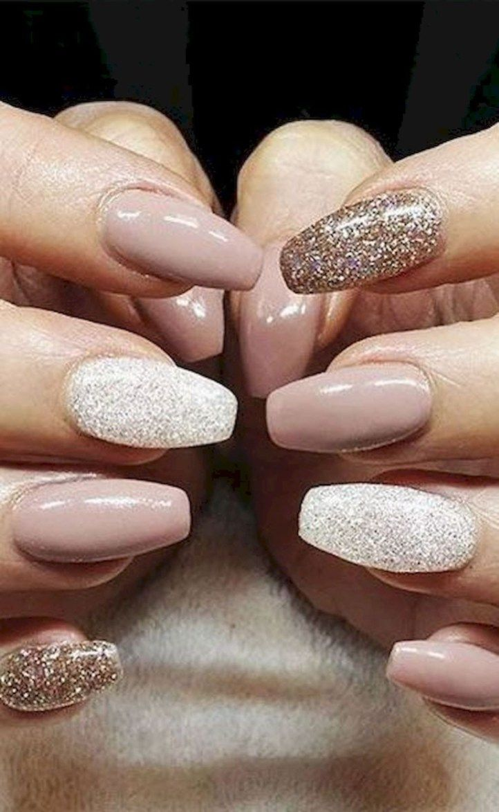 Beautiful Gel Nail Design You Will Love All This 05 Cute Simple Nails Gel Nails Beautiful Nails