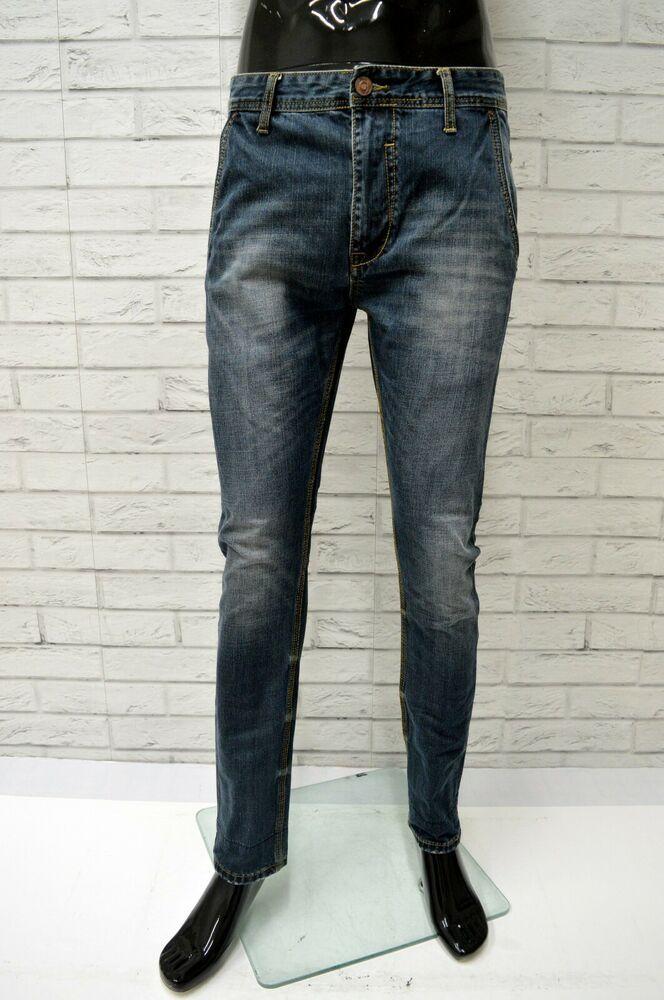 Jeans Skinny Uomo Gaudi Gaudi Fit Jeans xBsrdCohQt