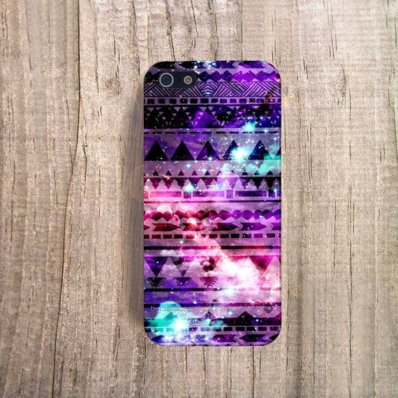 iPhone 4 Case Galaxy Tribal iPhone 4s Case Aztec by casesbycsera, $19.99