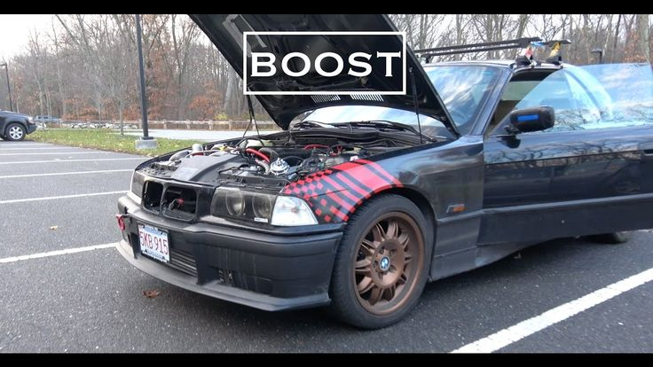 Turbo E36 M50 ... All tuned up and ready to Pull [OC] #BMW #cars #M3 #car #M4 #auto