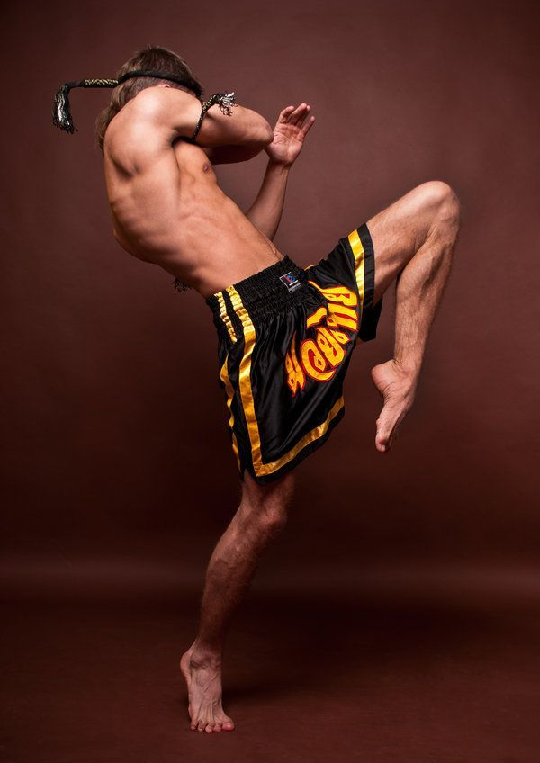 Martial Arts - Muay Thai