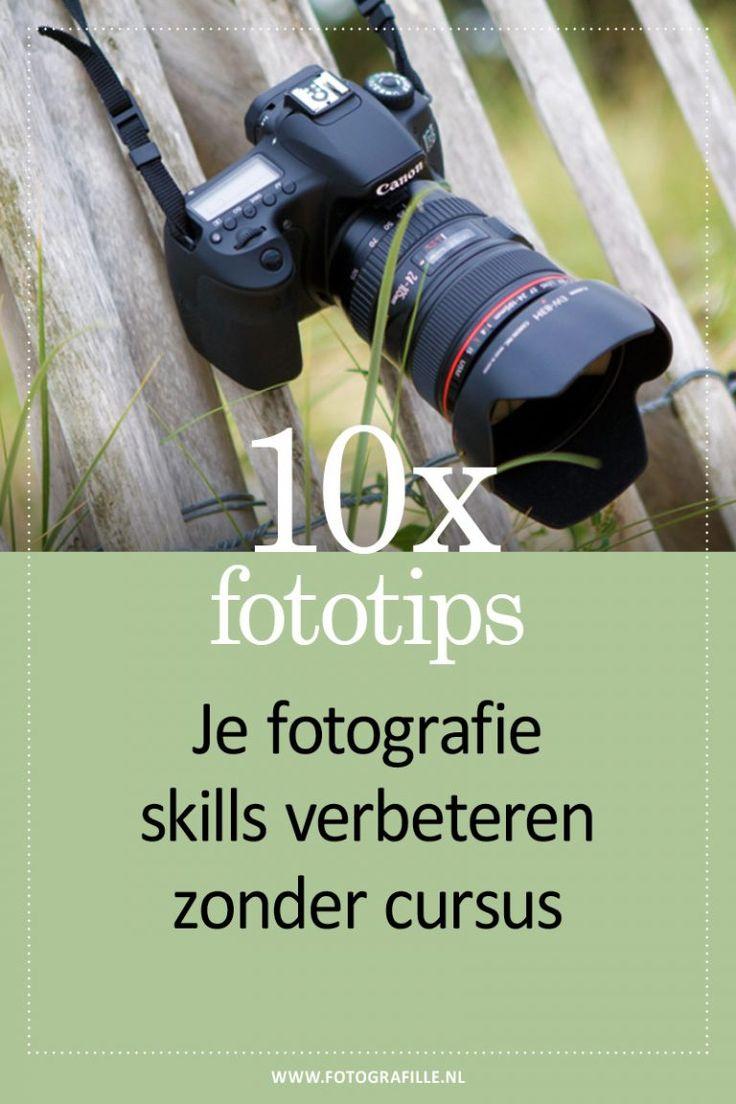 10x fototips – Je fotografie skills verbeteren deze zomer – Fotografille