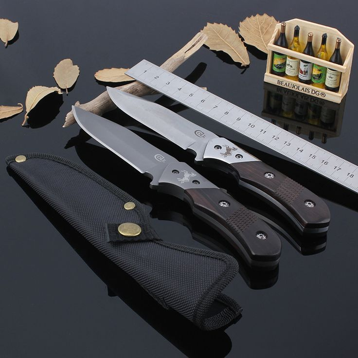 Application:HuntingKnifeHandleProduct materials:WoodDIYSupplies:WoodworkingBladeProduct materials:StainlessSteelType:FixedBladeKnife