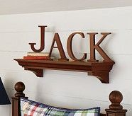 Wall Letters, Wall Lettering & Wall Letter Decals | Pottery Barn Kids