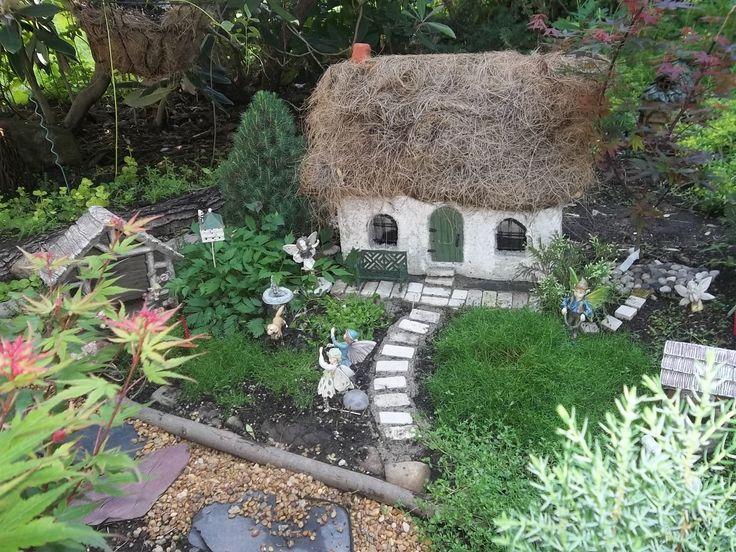 Irish Magical Leprechaun Fairy Garden Ornament ~ 6 Designs ...  |Fairy Garden Ideas Ireland