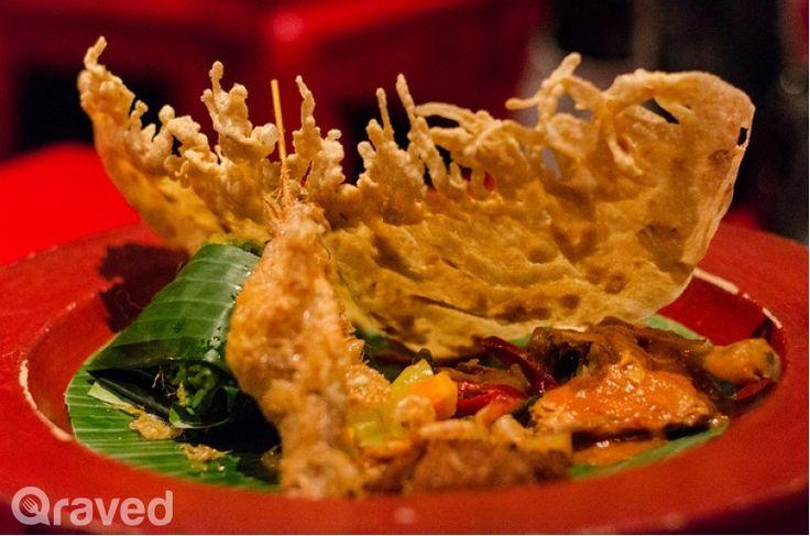Nasi Tjampoer Babah at Dapur Babah & TAO Bar
