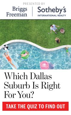 The Best Places to Live in Dallas: The Best Dallas Suburbs 2014 | D Magazine