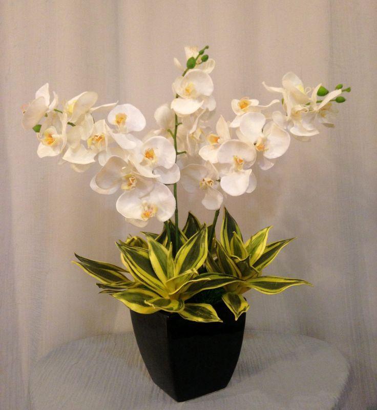 Best artificial orchids ideas on pinterest orchid
