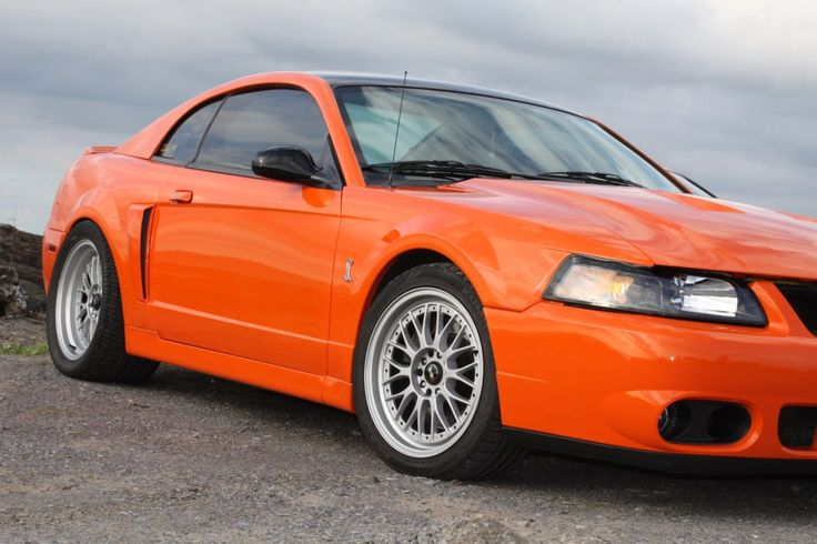 "screamingcars:  "" (via 2003 Mustang Cobra Modified)  """
