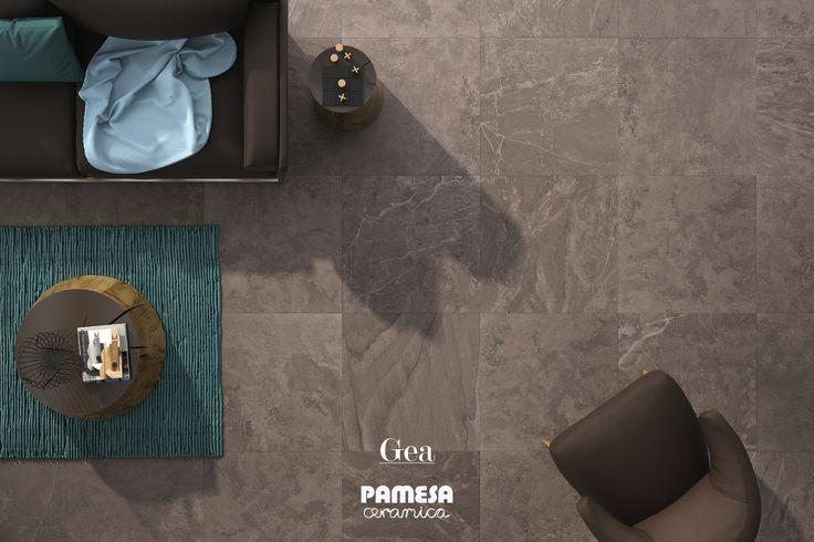 Siente el calor de tu hogar. ¡Bienvenido #diciembre! - Feel the warmth of home. Welcome #December! #decor #decoración #interiorismo #interiordesign #PamesaCerámica #azulejo #tiles