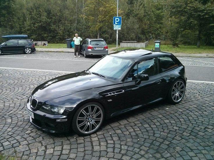 BMW Z3 M Coupe black