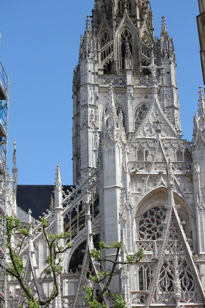 Plus de 1000 id es propos de rouen ville aux 100 clochers sur pinterest f - Agence saint ouen rouen ...