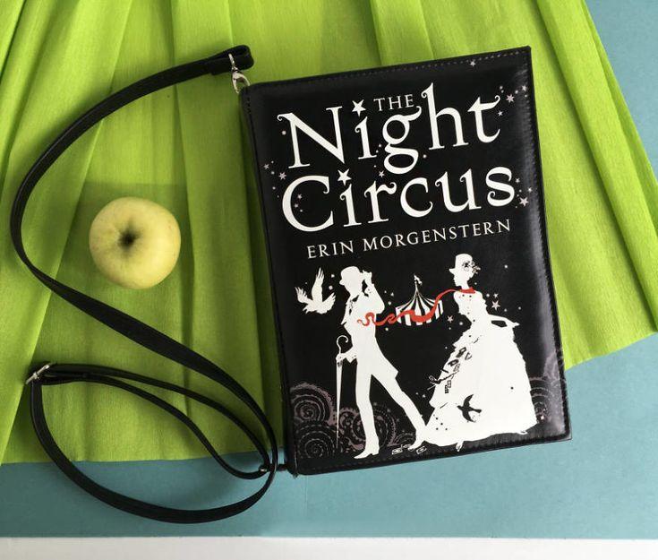 The Night Circus Book Purse