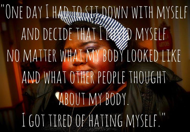 Body Image Inspirational Quotes. QuotesGram